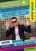 Koncert Andre w Zakopanem