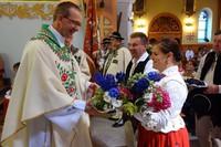 Odpust w Poroninie i srebrny jubileusz ks. Tadeusza Skupnia