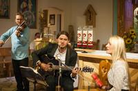 Koncert w kaplicy w Kirach