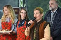 Pierwszy dzień VII Europejskich Targów Produktów Regionalnych