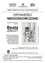 Spotkanie z Beatą Zalot