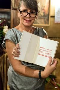 """Wspólne czytanie """"Quo vadis"""" w Zakopanem"""