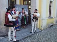 Dudziarze z Zakopanego otworzyli wystawę UNESCO we Wrocławiu