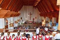 Uroczystości w Świętym Krzyżu w Zakopanem