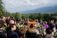 Ostatnie pożegnanie Andrzeja Styrczuli-Maśniaka