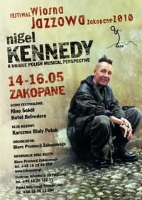 Festiwal Wiosna Jazzowa Zakopane 2010 - Nigel Kennedy: A Unique Polish Musical Perspective
