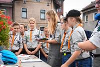 Inauguracja roku harcerskiego Chorągwi Krakowskiej ZHP