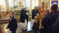 Misjonarki Miłości od Świętej Matki Teresy z Kalkuty w Parafii, w Poroninie