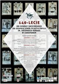 Jubileusz 140-lecia Zespołu Szkół Plastycznych im. Antoniego Kenara