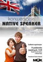 Spotkania z Native Speakerem