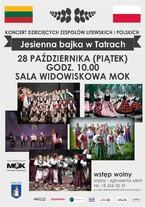 """""""Jesienna Bajka w Tatrach"""""""