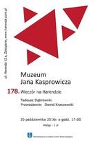 178. Wieczór na Harendzie – Tadeusz Dąbrowski