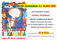 Mini Akademia dla Alma Spei
