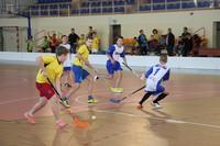 Miejskie Igrzyska Szkół Podstawowych w Unihokeju Dziewcząt i Chłopców