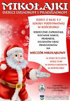 """Mikołajki """"Dzieci Dziadkom i Pradziadkom"""""""