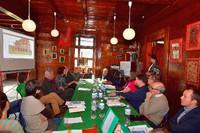 """Posiedzenie Komisji Kultury w Zakopanem, w Galerii """"Czerwony Dwór"""""""