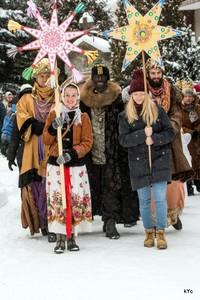 Tatrzański Orszak Trzech Króli w Zakopanem