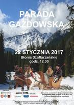 Parada Gazdowska w Szaflarach