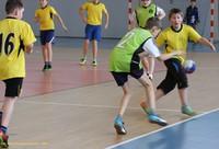 Miejskie Igrzyska Szkół Podstawowych w Mini Piłce Ręcznej Chłopców