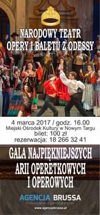 Soliści Narodowego Teatru Opery i Baletu z Odessy