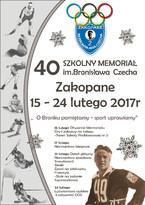 40 Szkolny Memoriał Bronisława Czecha