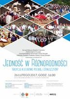"""""""Jedność w różnorodności. Tradycje kulturowe polskiej góralszczyzny."""""""