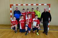 Mistrzostwa Polski w Piłce Nożnej Halowej Służby Liturgicznej