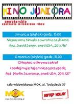 Kino Juniora w marcu