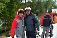 Andrzej Duda i Andrej Kiska spotkali się w Tatrach