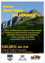 """""""Wielcy Polacy pod Giewontem"""""""
