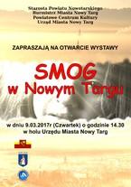 """""""Smog w Nowym Targu"""""""