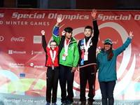 Antoni Wiercioch srebrnym medalistą Światowych Igrzysk Olimpiad Specjalnych