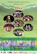 Wiosenna Bajka w Tatrach