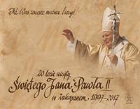 20-lecie wizyty Świętego Jana Pawła II w Zakopanem