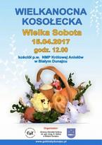 """XX """"Wielkanocna Kosołecka"""" w Białym Dunajcu"""