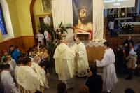Msza Święta Wieczerzy Pańskiej w Poroninie
