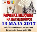 XIV Papieska Majówka na Bachledówce – Konkurs Góralskiej Pieśni Religijnej