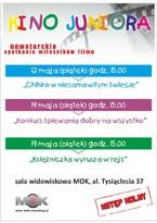 Kino Juniora w maju