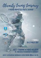 Otwarty turniej tenisowy o Puchar Burmistrza Miasta Zakopane