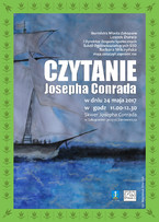 """""""Czytanie Josepha Conrada wysłuchania"""""""