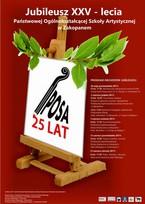 Jubileuszu XXV-lecia POSA w Zakopanem