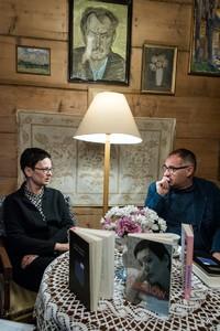 182.Wieczór na Harendzie- Inga Iwasiów i Janusz Drzewucki