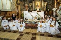 Pierwsza Komunia Święta na Harendzie