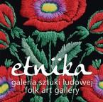 Uroczysta inauguracja sezonu letniego w Galerii Etnika i wernisaż wystawy prac Anieli Stanek