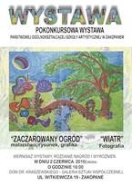 """""""Zaczarowany ogród"""" i """"Wiatr"""""""