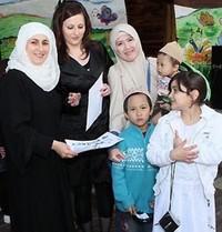 Udany Arabski Dzień Dziecka