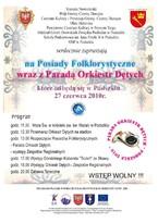 Posiady Folklorystyczne wraz z Paradą Orkiestr Dętych