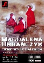 Magdalena Urbańczyk – Cienie wysp dalekich