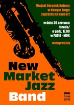 New Market Band – koncert