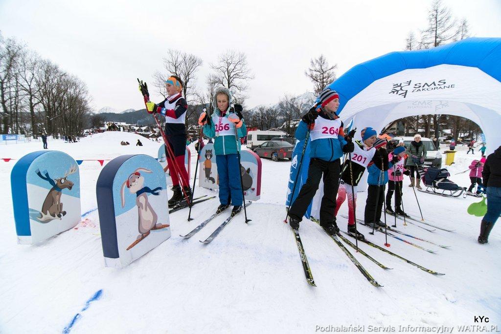 Zakopane światowy Dzień śniegu 2019 20 Stycznia 2019 Sport